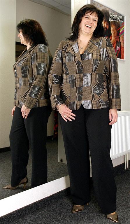 f1bec7c5b1d 04. Kalhoty s páskem - gala móda - xxl oděvy - nadměrné velikosti