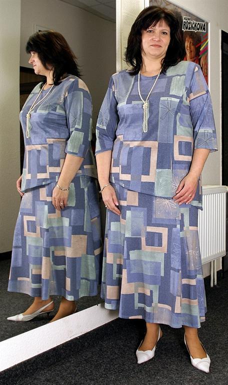 d3b884ea9fd 10. Kostýmkové šaty XXL - gala móda - xxl oděvy - nadměrné velikosti